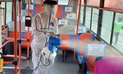 Нийтийн тээврийн 740 автобусыг ариутгаж, халдваргүйжүүлэв