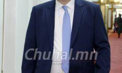 Б.Хурц Монголд иржээ