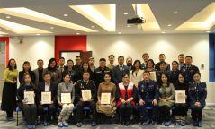 Монголын улаан загалмай нийгэмлэг хамтран ажилладаг байгууллага, хамт олон, хүмүүнлэгийн андууддаа талархал илэрхийллээ