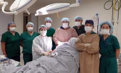 Монгол эмч нар ЭРХТЭН ХАДГАЛАХ мэс заслыг амжилттай хийлээ