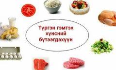 Баяраар хэрхэн зөв хооллох вэ?