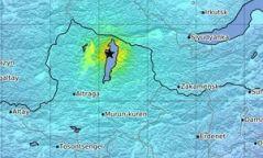 Хөвсгөл аймгийн Ханх суманд 3.7 магнитутын хүчтэй газар хөдлөв
