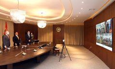 Ерөнхийлөгч Х.Баттулга энхийг сахиулагчидтай цахим уулзалт хийлээ