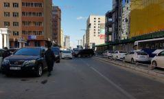 Авто замын гурван байршилд буцаж эргэх хэсгийг хаажээ