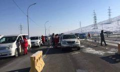 Эмээлт, Баруун турууны товчоодоор 1095 тээврийн хэрэгслээр 2617 зорчигч хотоос гарчээ