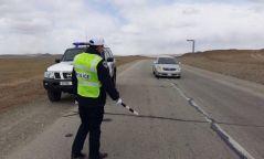 Шатахуун тээвэрлэж явсан автомашин осолджээ