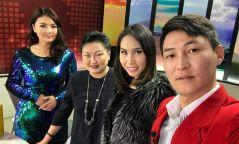 ТВ-9 телевизийн захирал асан Ц.Энхбатын охин шинэ дуу гаргажээ