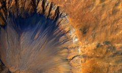 """""""НАСА"""" Ангараг гариг дээр их хэмжээний мөс байгааг тогтоосон тухайгаа мэдээллээ"""