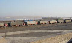 Монголын Засгийн газрын тогтоолыг эсэргүүцэн Ганц модны боомтыг хаагаад байна
