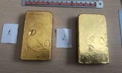 Хилээр 2.7 килограмм алт нэвтрүүлэхийг завджээ