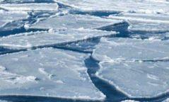 Улз болон Их Хянганы нуруунаас эхтэй Халх голын дагууд 10-25 см зузаан мөсөн бүрхүүл тогтжээ