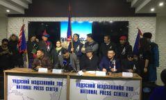 ШУУД: Монгол Улсын хилийн зурвасыг дамнан хайгуул хийж байна