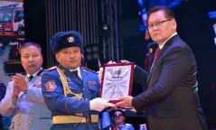 Шадар сайд Ө.Энхтүвшин: Монгол Улсынхаа хөгжил, аюулгүй байдлын төлөө хамтдаа зүтгэцгээе