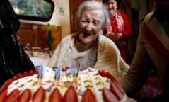 Дэлхийн хамгийн өндөр настай хүн өөд болжээ
