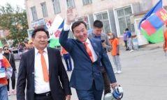 Нэр дэвшигч С.Ганбаатар Дундговь аймгийн сонгогчидтой уулзлаа