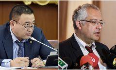Сангийн сайд Б.Чойжилсүрэн VS ОУВС-гийн Монгол дахь суурин төлөөлөгч Нэйл Сакер