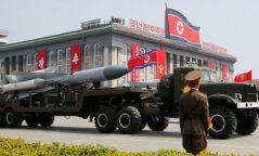 Хойд Солонгосын пуужингийн туршилт бүтэлгүйтлээ
