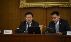 ТБХ: Д.Занданбатыг Монгол Улсын Ерөнхий аудитороор томилохыг дэмжлээ