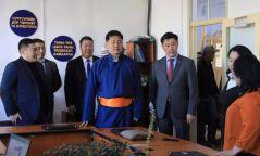 МАН-ын дарга Монгол Улсын Ерөнхий сайд У.Хүрэлсүх Хэнтий аймгийн нөхөн сонгуульд нэр дэвшихээр болжээ