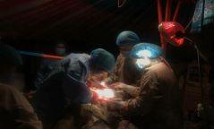 Завхан аймгийн Тэлмэн сумын малчны гэрт жирэмсэн эхэд хагалгаа хийж эх хүүхдийн амийг аварлаа