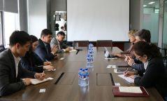 АХБ-ны Монгол Улс дахь Суурин төлөөлөгчийн газрын төлөөллийг хүлээн авч уулзав