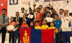 Сурагчдын шатарчдын ДАШТ-ээс долоон медаль хүртлээ
