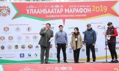 """""""Улаанбаатар марафон-2019"""" олон улсын гүйлтийн тэмцээн болж байна"""