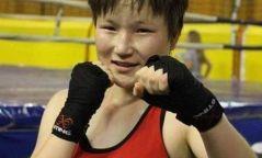 О.Есүгэн боксын залуучуудын улсын аварга шалгаруулах тэмцээнээс алтан медаль хүртлээ