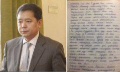 Бяцхан сурагч  Эгшиглэнгийн Төрийн банкны Ерөнхий захирал Д.Баярсайханд хандаж бичсэн захидал шуугиан тарьж байна