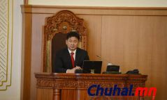 У.Хүрэлсүх: Засгийн газрын эрхэм үүрэг Монгол төр, Монгол хүн байх болно