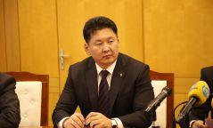 """Xinhuа: """"Хүчтэй, амбийцтай удирдагч"""" У.Хүрэлсүхийг Ерөнхий сайдаар томиллоо"""