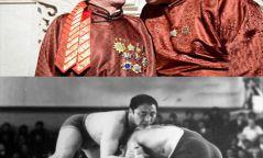 Монгол хүн ДАШТ-ээс анх удаа медаль хүртсэн түүхэн өдөр
