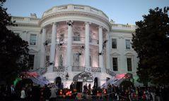 Фото: Дональд ТрампЦагаан ордонд анхныхааХалловины баярыг тэмдэглэжээ