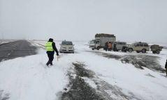 Анхаар: Даланзадгадаас Улаанбаатар хотыг чиглэсэн авто зам мөстжээ