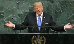 """Дональд Трамп: Хойд Солонгосыг шаардлагатай бол """"албадан нураахад"""" бэлэн байна"""