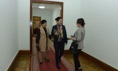 Фото: Улсын Их Хурлын ээлжит бус чуулган