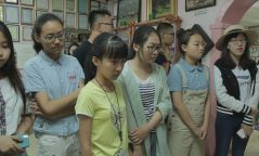 Олон улсын сурагчид Улаанбаатар хоттой танилцлаа