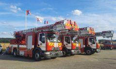 Францаас гал түймэр унтраах 21 автомашиныг өнөөдөр хүлээн авна