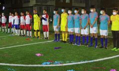 24-р сургууль олон улсын стандартад нийцсэн хөл бөмбөгийн талбайтай боллоо