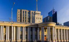 АНУ дахь Монгол Телевизийн захирал Ц.Сарантуяаг соёлын элчээр томилж, гэрчилгээг нь гардуулав