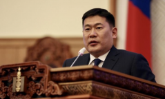 Л.Оюун-Эрдэнэ:2022 оны төсвийг өөдрөгөөр төсөөлж, Монгол Улсын түүхэнд анх удаа 18 их наядын төсвийг Улсын Их Хуралд өргөн барилаа
