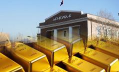 Монгол банк өнгөрсөн сард 11 тонн үнэт металл худалдан авчээ