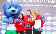 ДАШТ-ий гурван хүрэл медальт О.Насанбурмаа Дэлхийн мөнгөн медальтан боллоо