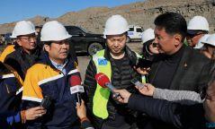 """""""Эрдэнэс Монгол"""" ХХК Шивээ-Овоогийн уурхайг гурван жилийн хугацаанд жишиг уурхай болгоно"""