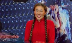 "Эмэгтэй элэглэгч - ""Mongolia's got talent 2018"""