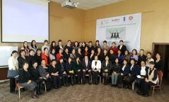 """""""Нутгийн удирдлагад эмэгтэйчүүдийн манайлал""""  сургалт болж байна"""