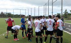 Монголын хөлбөмбөгийн эрэгтэйчүүдийн шигшээ баг Сингапурын багтай тоглоно