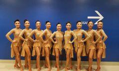Дэлхийн аварга шалгаруулах спорт бүжгийн тэмцээнд Стар хамтлаг амжилттай оролцлоо