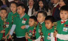 Монгол хүүхдүүд оюун ухаанаа дэлхийд гайхууллаа