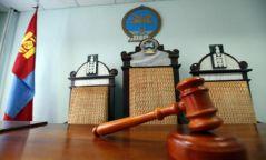 Хахууль авсан албан тушаалтны хэрэг шүүхэд шилжжээ